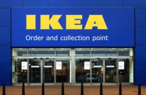 IKEA collection point