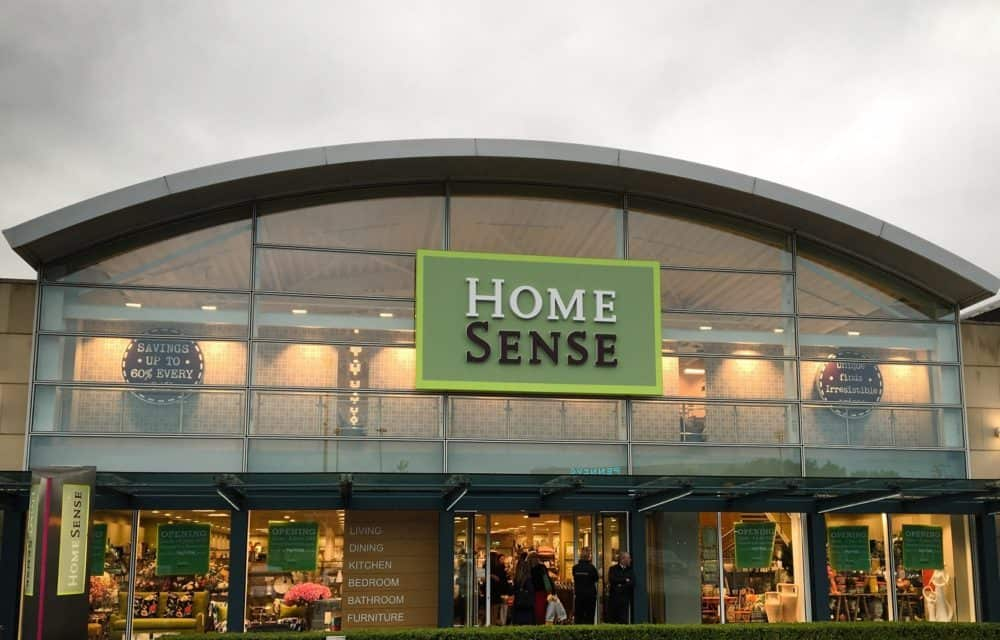HomeSense store