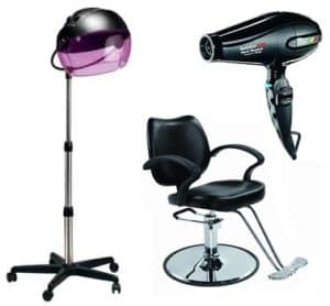 salon appliances