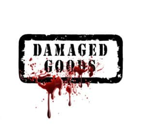 Return of damaged goods