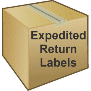 Foot Locker Expedited Returns