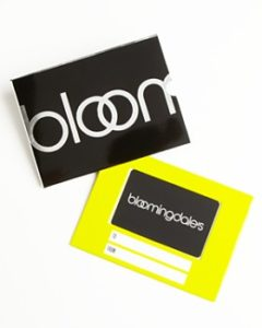 Bloomingdale Gift Card