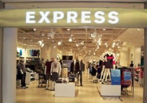Express Items returning at store