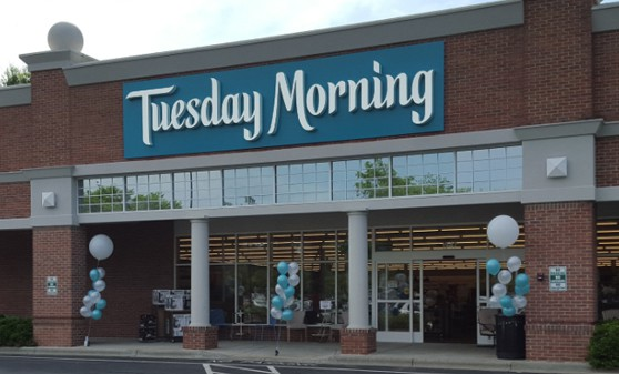 Tuesday Morning Store