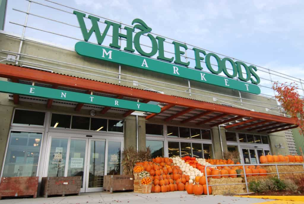 Whole Food Store Image