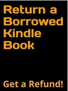 Can you return a kindle book on amazon