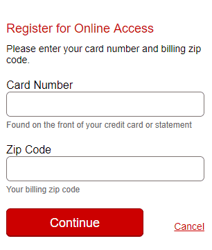 JCPenney Create account