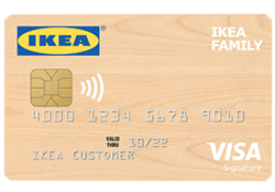 IKEA Visa Credit Card