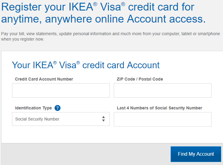 Ikea Credit Card Login Return Policy Explained