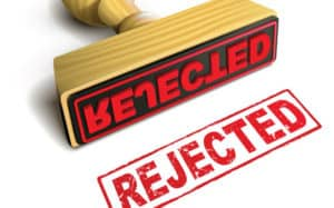 Rejected returns