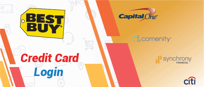 Best Buy Credit Card Login | Log into your account successfully