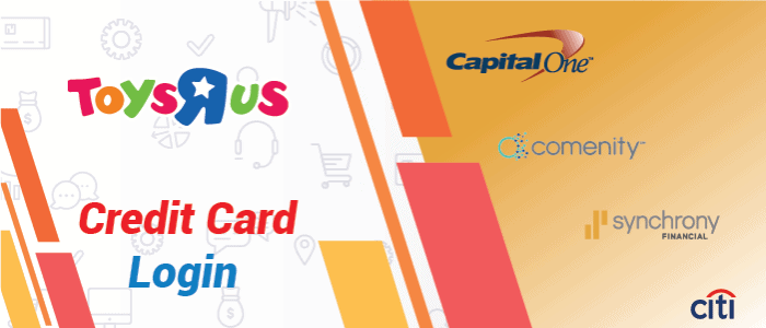 Toys R Us Credit Card Login Procedure Deciphered