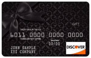 Discover Gift Card
