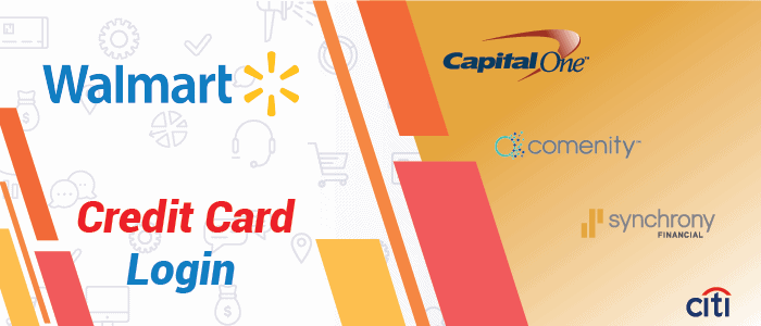 Walmart Credit Card Login | Understanding Login Procedure @walmartcreditcard.com