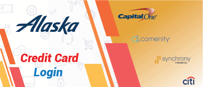 Alaska Airlines Credit Card Login Highlighted